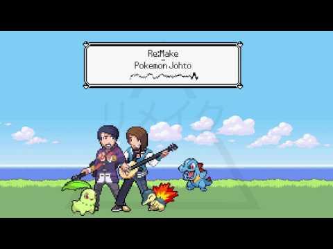 Pokemon Johto (Cover)