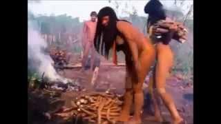 Yanomami People Live Very Hard At Amazon