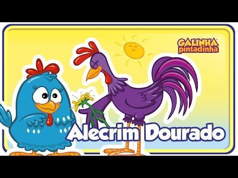 Alecrim Dourado - DVD Galinha Pintadinha 2