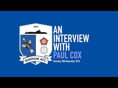 An Interview with Paul Cox (28th November 2015)