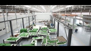 Manufacturing of COMPOSITE parts