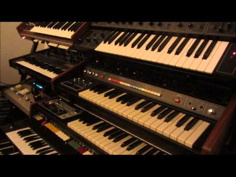 White Eagle (Tangerine Dream cover)
