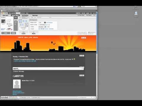 IST195 - Short Video Review of Xanga.com
