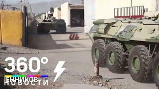 В Таджикистане готовился теракт на российскую военную базу