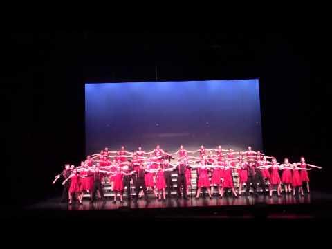 West Salem Middle School Crescendo- Viterbo 101