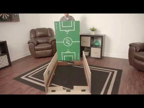 Premier Cup Foosball Table Assembly Video