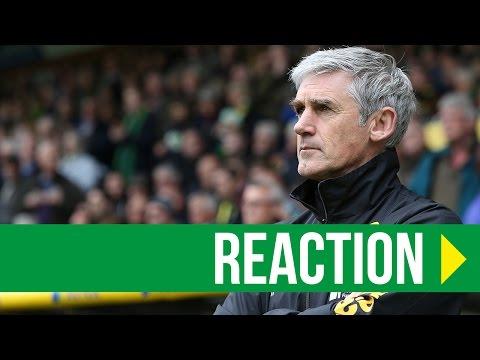 Norwich City 1-3 Fulham: Alan Irvine Reaction