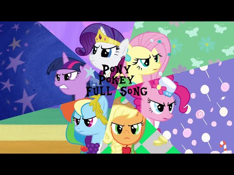 MLP FIM - Pony Pokey - Full Song