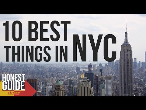 10 BEST THINGS IN NEW YORK CITY (Honest Guide)