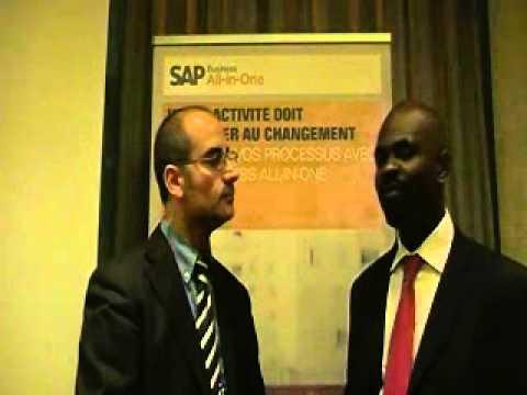 Francesco Leto interviews Alberto Olympio, President & CEO Axxend Corporation