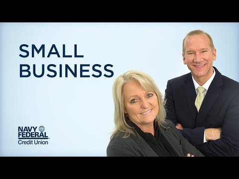 Let's Talk Small Business | Navy Federal Credit Union