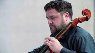 Blair Harris | Sculthorpe: Sonata for Cello Alone