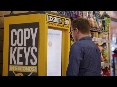 Save & Share Keys w/ KeyMe!