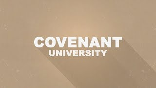 16TH COVENANT UNIVERSITY INAUGURAL LECTURE