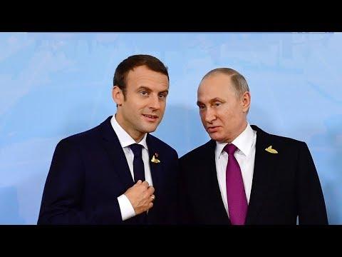 Франция и Россия,