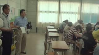 佐賀県立佐賀北高等学校通信制課程を訪問(きっと、もっと、はっと!)