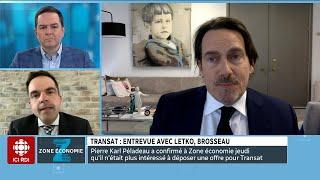 Le premier actionnaire de Transat dit non à PKP