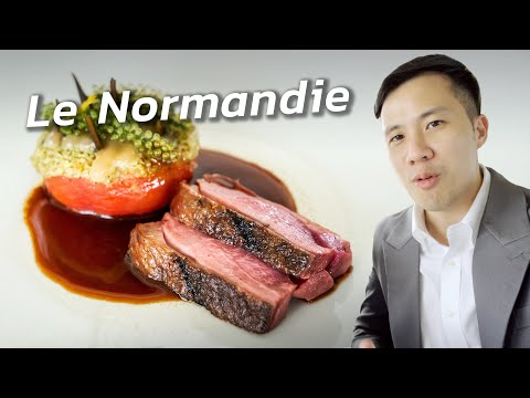 Le Normandie อาหารฝรั่งเศสมิชลิน 2 ดาว ที่เก่าแก่ที่สุดในไทย!