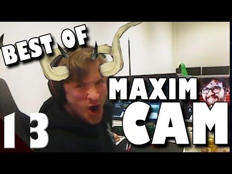 Best Of Maxim-Cam | Stream Highlights | 13