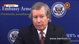 Տարածաշրջանային այցով Հայաստանում են ԵԱՀԿ Մինսկի խմբի համանախագահները