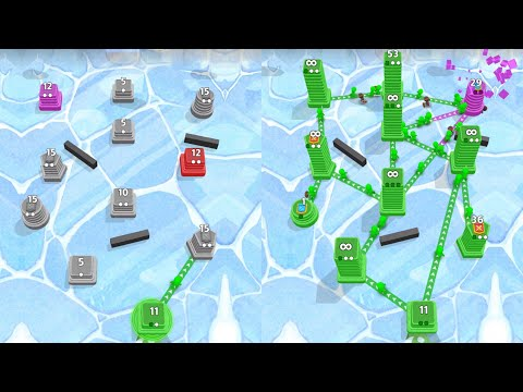 Conquer The City - Level 1-10 Gameplay Android, iOS