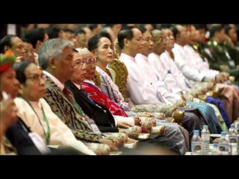 About union peace conference myanmar by BBC burmese
