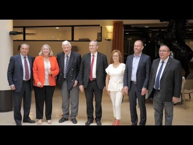 Mission parlementaire à Bordeaux : bilan de 4 ans de mandat européen (reportage)