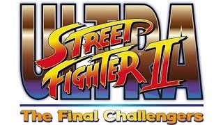 Ultra Street Fighter 2 Buddy Battle ep. 4