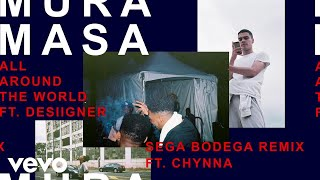 Mura Masa - All Around The World Sega... @ www.OfficialVideos.Net