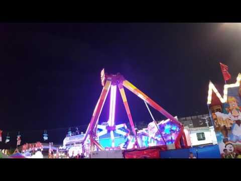 [Fun Fair] KMG Fireball at Calgary Stampede Midway 2017