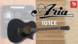 Скачать Электроакустика ARIA 101CE