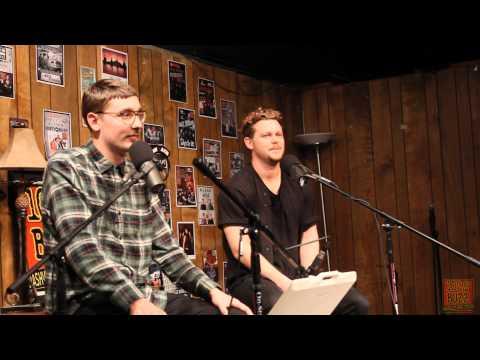 1029 The Buzz Acoustic Sessions: Alt- J - Interview