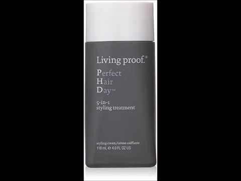 Perfect Hair Day Styling Treatment Living Proof Perfect Hair Day 5 In 1 Styling Treatment 4 Ounce .