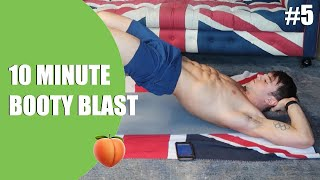 10 MINUTE BOOTY BLAST | #DaleyWorkout Ep5 I Tom Daley