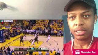 Kyrie Irving vs Stephen Curry PG Duel 2016 Finals Game 7 REACTION