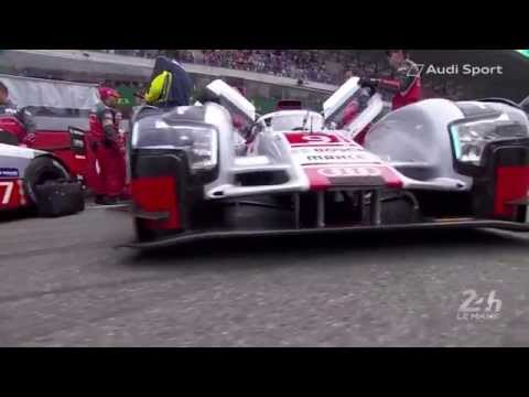 24h of Le Mans 2015 (Official Aftermovie by Audi)