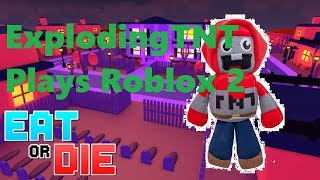 ExplodingTNT Spielt Roblox 2