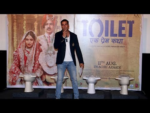 Toilet Ek Prem Katha Full Trailer Launch -...