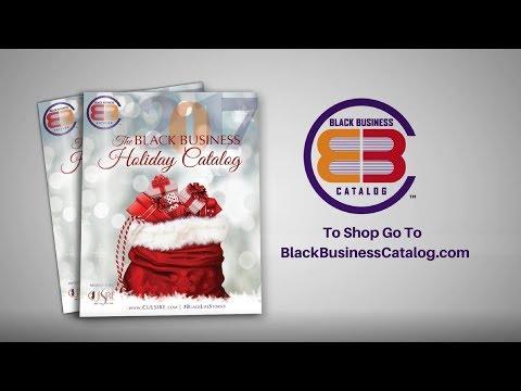 2017 Black Business Holiday Catalog