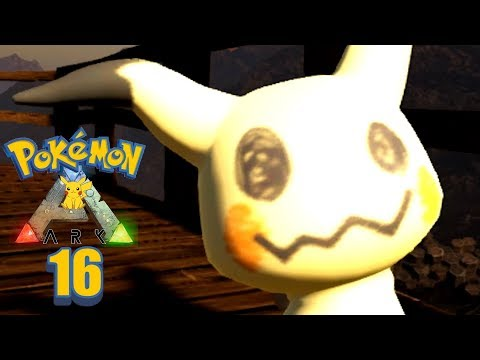Pokémon Ark #16 Gruseliges Pokemon!