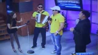 NELSON VELÁSQUEZ Y MORRE ROMERO EN MULTIMEDIOS TV