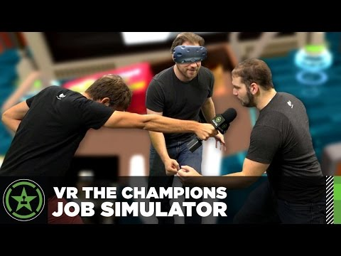 VR the Champions - Job Simulator from YouTube · Duration:  11 minutes 53 seconds