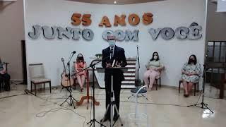 Um encontro genuíno com Deus l Pr  Luiz Henrique Cabral