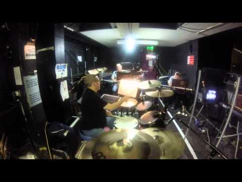 Fame - Hard Work reprise band pit view