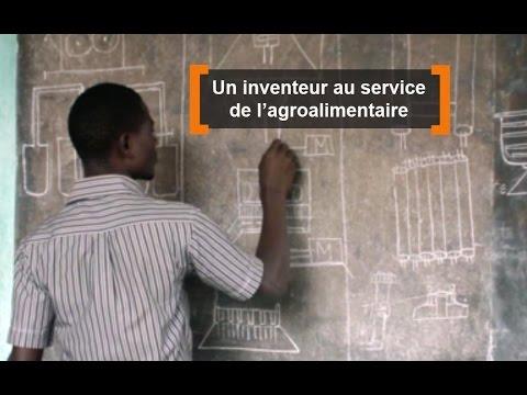 Togo : Un inventeur au service de l'agroalimentaire