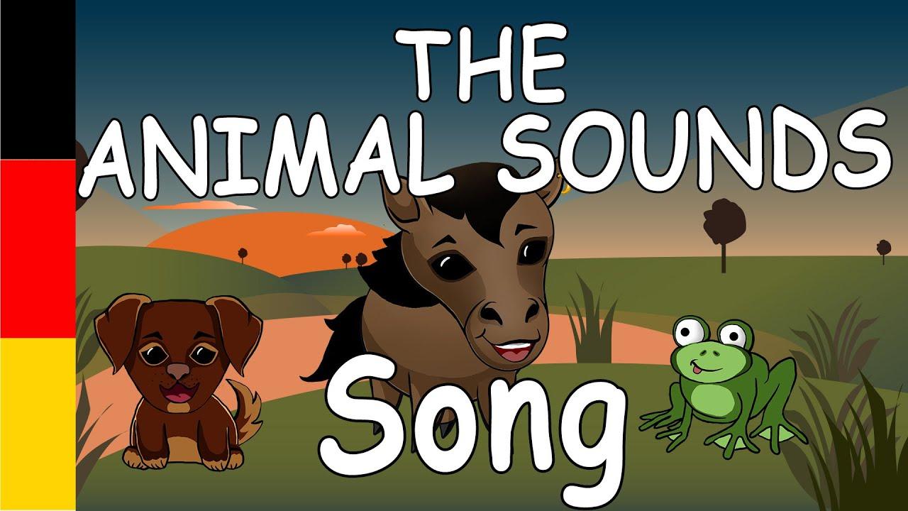 Best Animal Sounds Song For Children