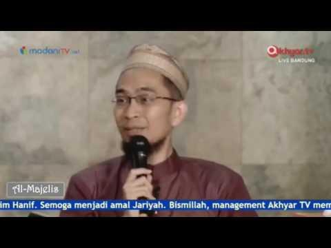 Adakah Kesempatan Bagi Pendosa Masuk Surga Bersama Rasulullah - Ustadz Adi Hidayat