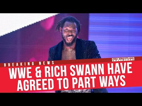 BREAKING NEWS: WWE & Rich Swann Have Agreed To Part Ways