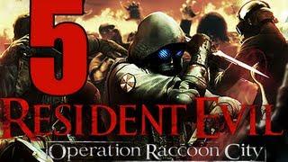 Resident Evil Operacion Racoon City en Español | Parte 5