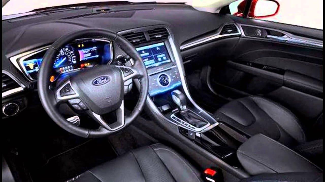 2016 Ford Taurus Sho >> 2016 Ford Taurus SE Interior - YouTube